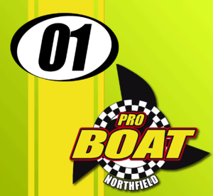 Team Pro Boat P1 Superstock Powerboat Racing Team