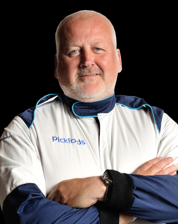David Toozs-Hobson - P1 Superstock Race Crew Member