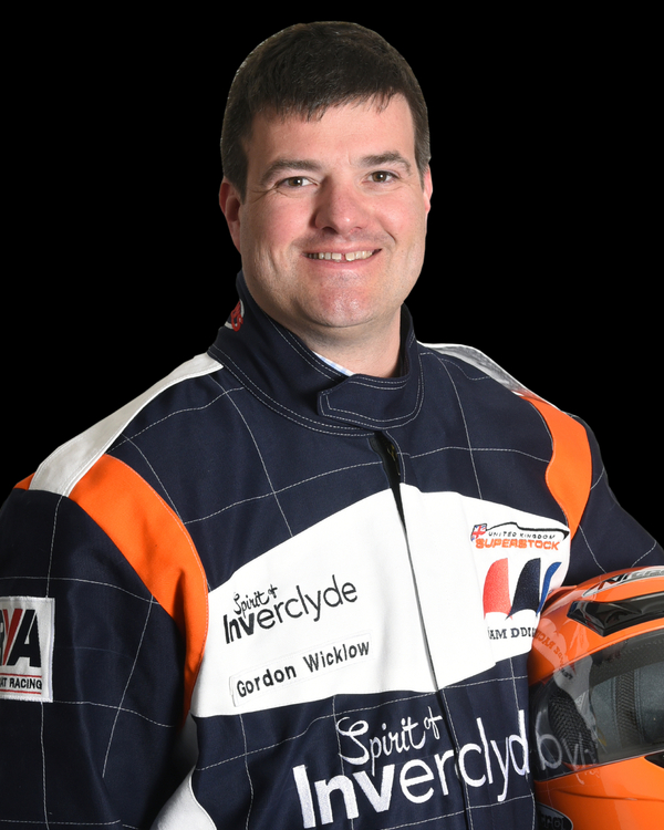 Gordon Wicklow - P1 Superstock Race Crew Member
