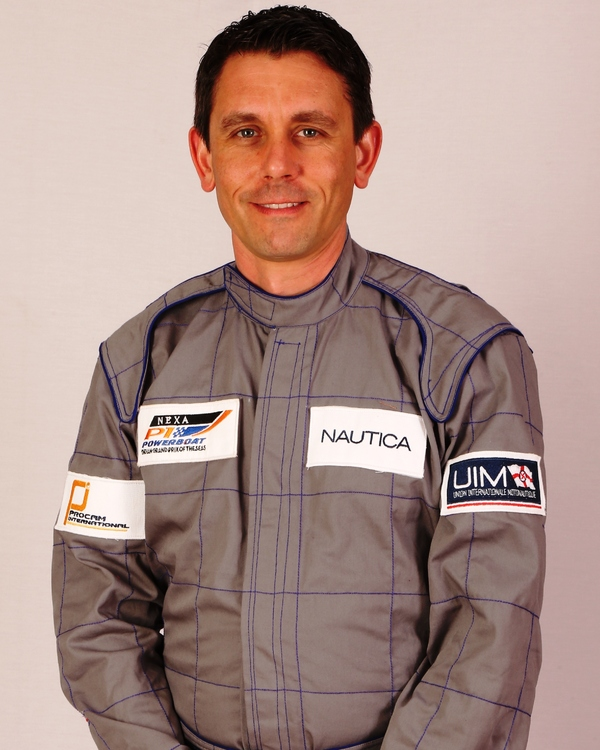 Glynn Norvall  - P1 Superstock Race Crew Member