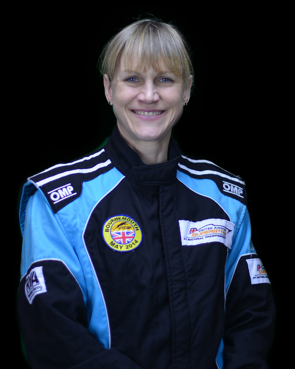 Sara Cureton - P1 Superstock Race Crew Member