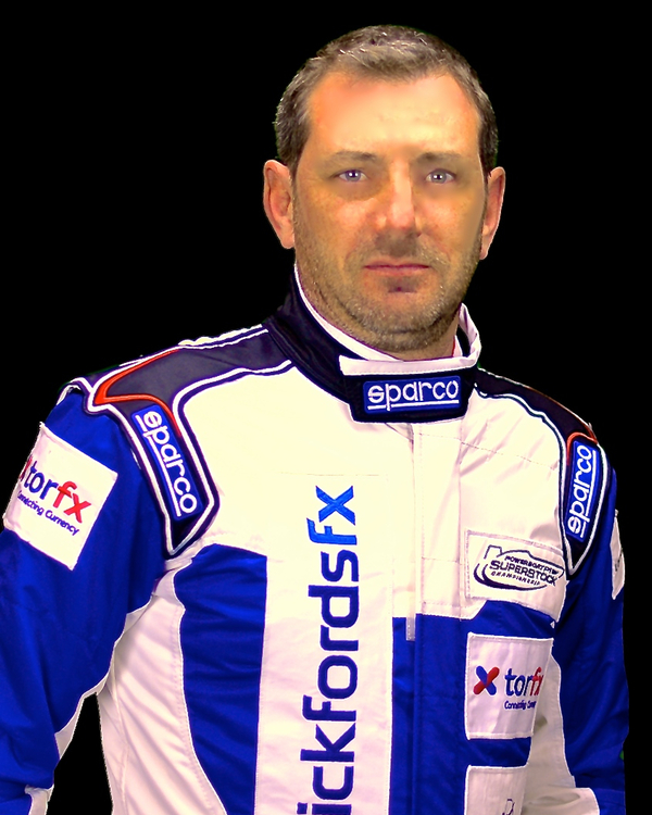 Martin Robinson - P1 Superstock Race Crew Member