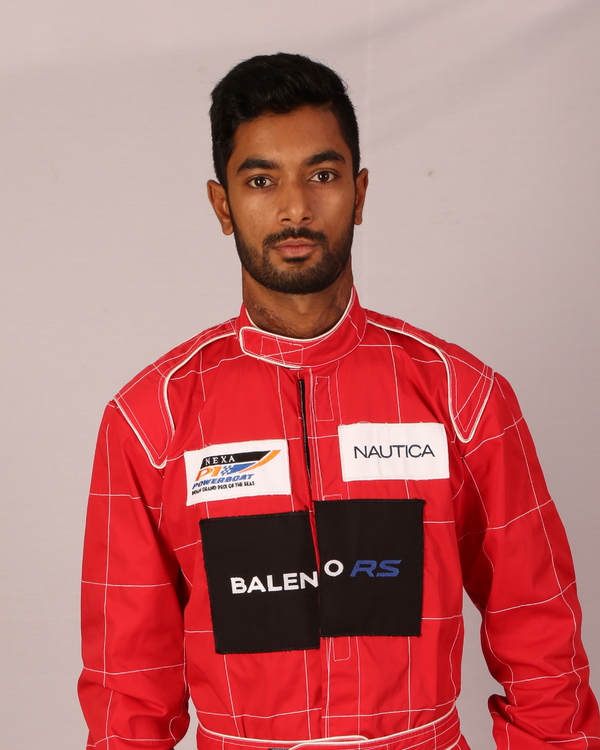 CS Santosh - P1 Superstock Race Crew Member