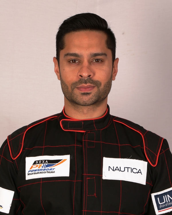 Guarav Gill - P1 Superstock Race Crew Member