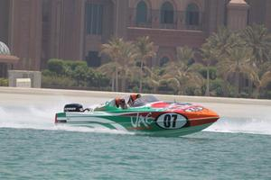 UAE trial day