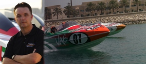 P1 SuperStock UAE General Manager Mike Jones