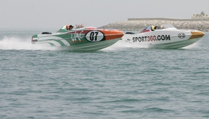 P1 UAE Superstock Championship launch on hold while working toward local sanctioning