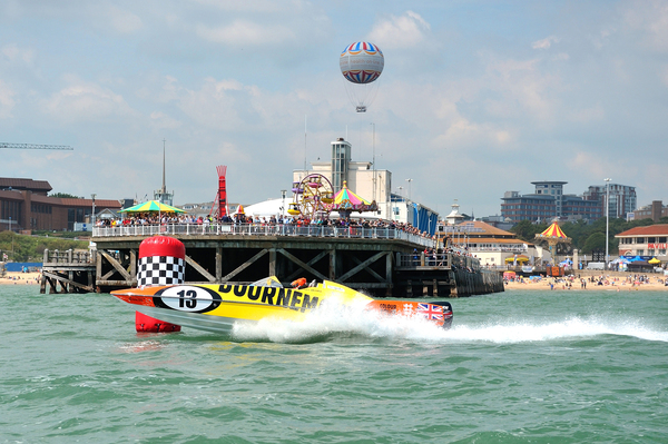 Bournemouth - P1 Superstock Race Venue