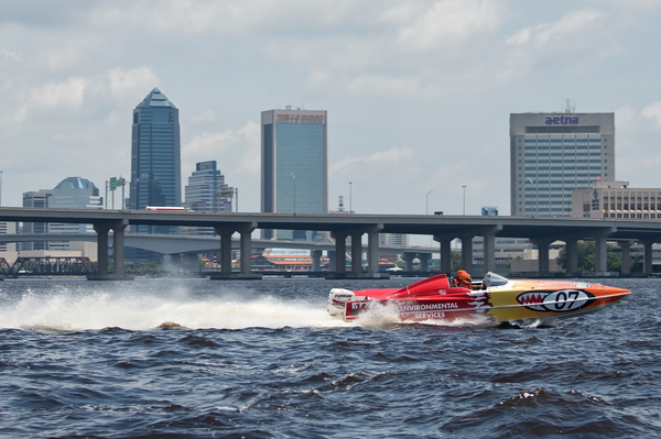 Jacksonville - P1 Superstock Race Venue