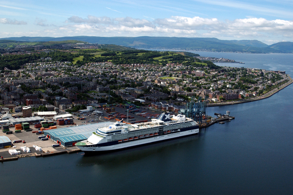 Greenock - P1 Superstock Race Venue