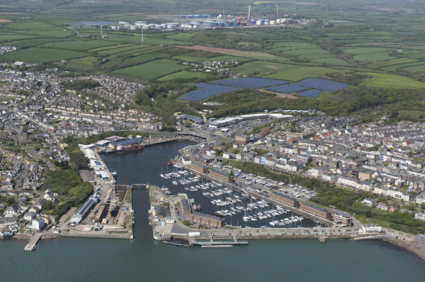 Milford Haven - P1 Superstock Race Venue