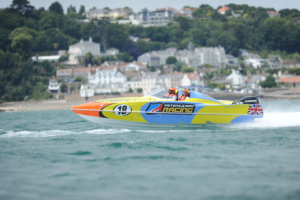 Jersey - P1 Superstock Race Venue