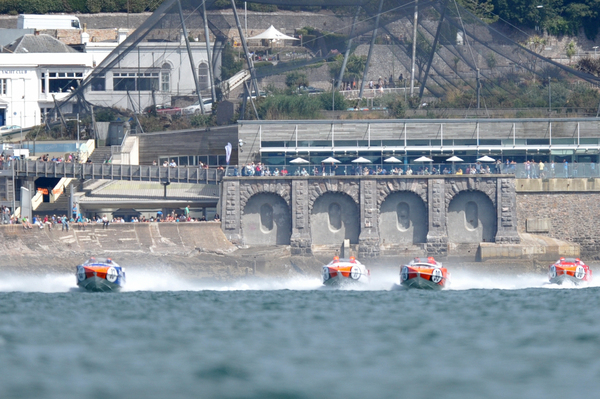 Plymouth - P1 Superstock Race Venue