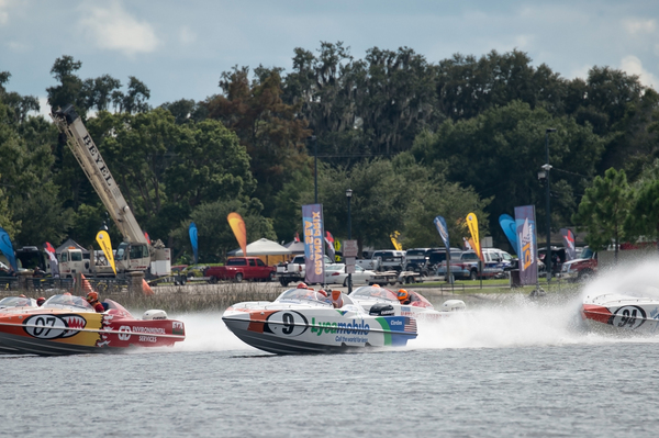 St Cloud - P1 Superstock Race Venue