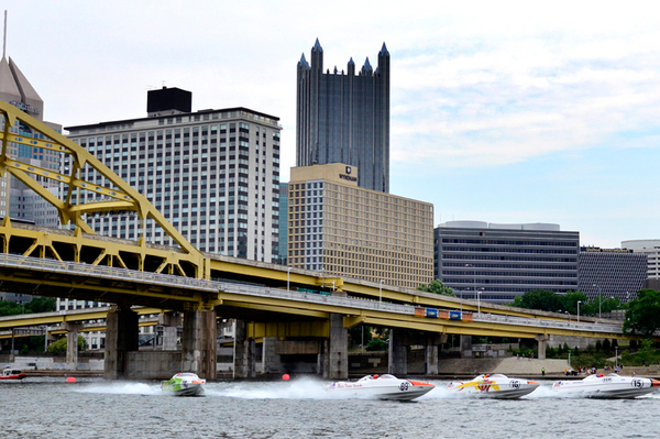 Pittsburgh - P1 Superstock Race Venue