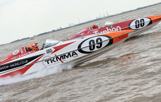Watch the P1 Hull Grand Prix of the Sea on Sky Sports