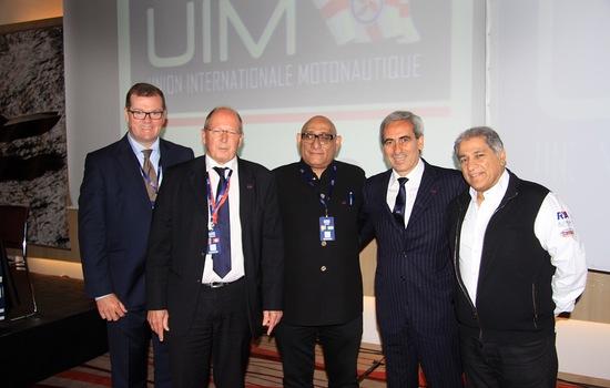 P1 makes its mark at 2015 UIM General Assembly