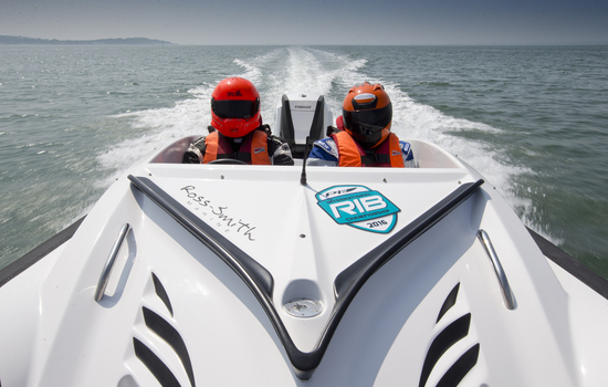 Powerboat P1 announces new PUMA RIB and racing series for 2017