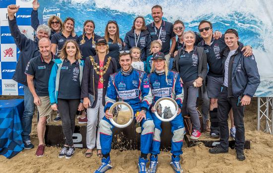 P1 SuperStock UK celebrates its 2016 champions