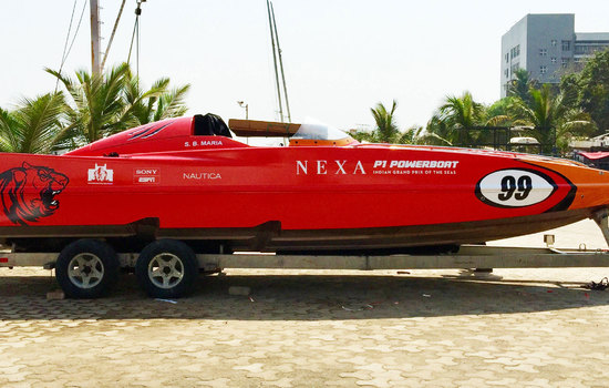 <strong>Sony Pix</strong> &amp; <strong>ESPN</strong> to telecast the <strong>Nexa P1 Powerboat Indian Grand Prix of the Seas</strong>