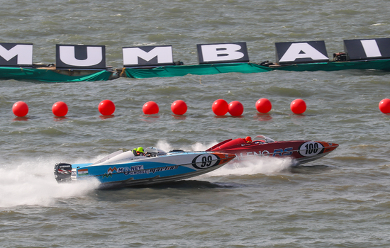 NEXA P1 Powerboat Indian Grand prix of the Seas Overall Results
