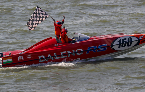World Team Powerboat Champions Crowned in Mumbai
