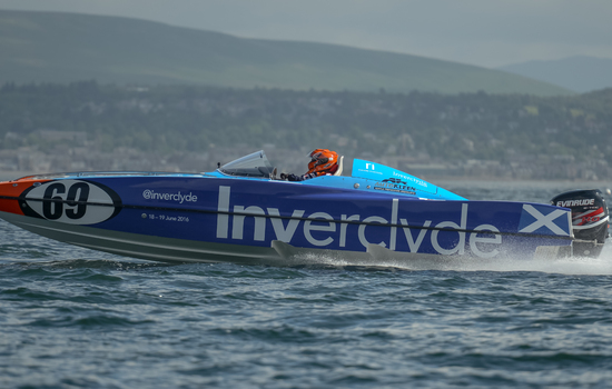 Local businesses again backing <strong>P1 Scottish Grand Prix of the Sea</strong>
