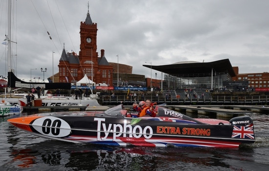 <strong>Throwback Thursday</strong>: <strong>Typhoo</strong> make splash in <strong>Wales</strong> with dominant victory