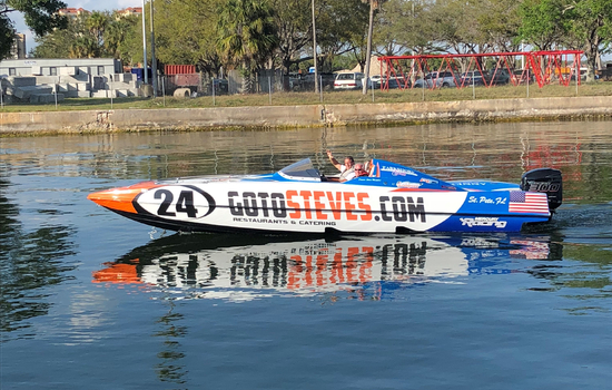 P1 ANNOUNCE <strong>GO TO STEVE&#39;S</strong> TO RACE IN 2018 <strong>P1 SUPERSTOCK USA SERIES</strong>