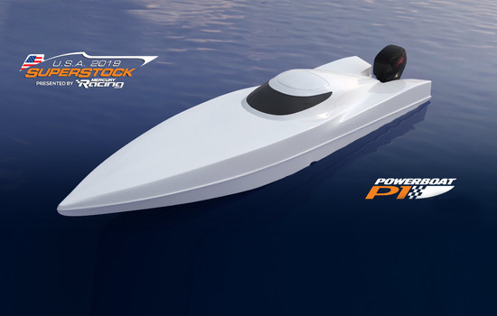 The New 2019 Powerboat P1 Panther Revealed!