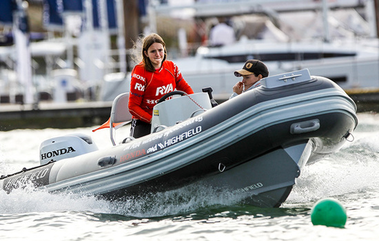 Second British Powerboat Title For Balloch Girl