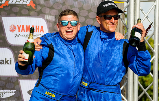 P1 SuperStock Racers Return To Coniston For Record Attempt