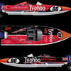 New-look Typhoo powerboat to challenge for P1 SuperStock title