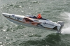 Click to enlarge picture of TEAM 73 CLAIMS COWES-POOLE-COWES P1 150 TRIUMPH